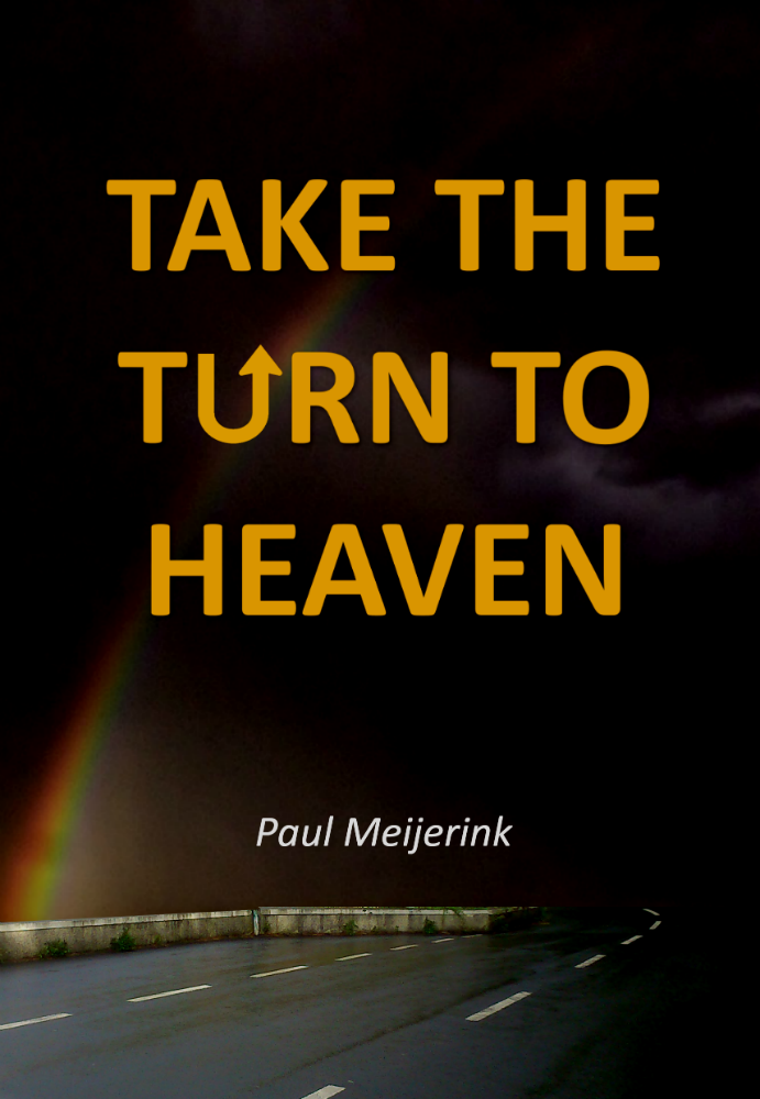 "Boek ""Take the turn to heaven"""